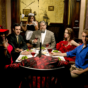 New Orleans Murder Mystery: death at the dinner table